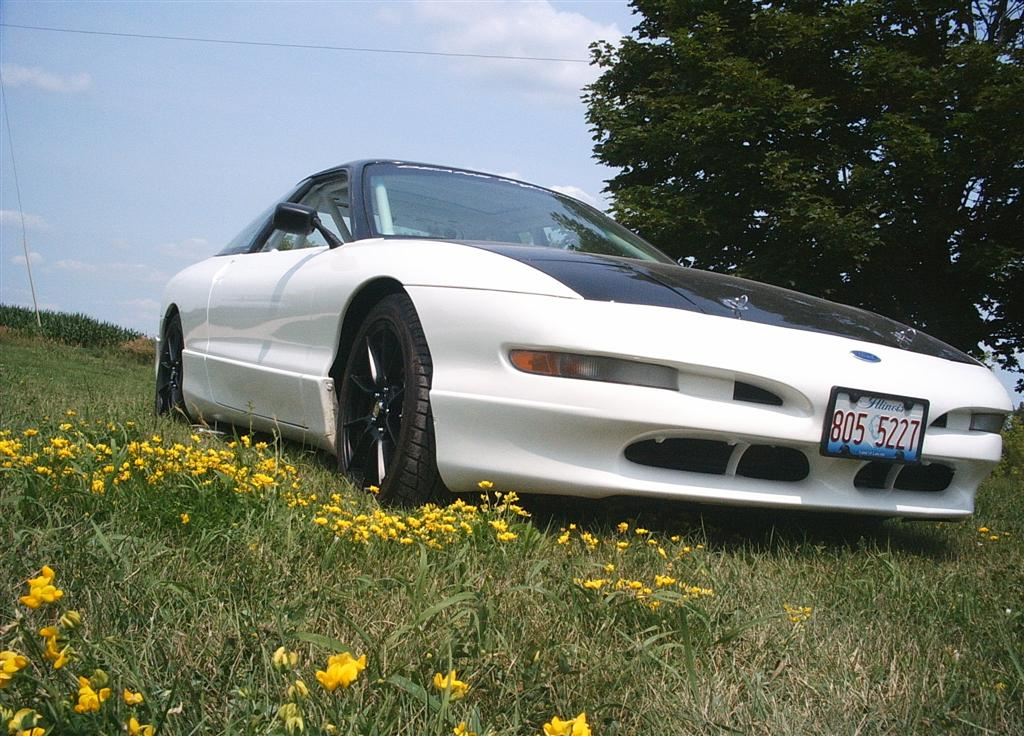 US CA NY ford probe gt 1993